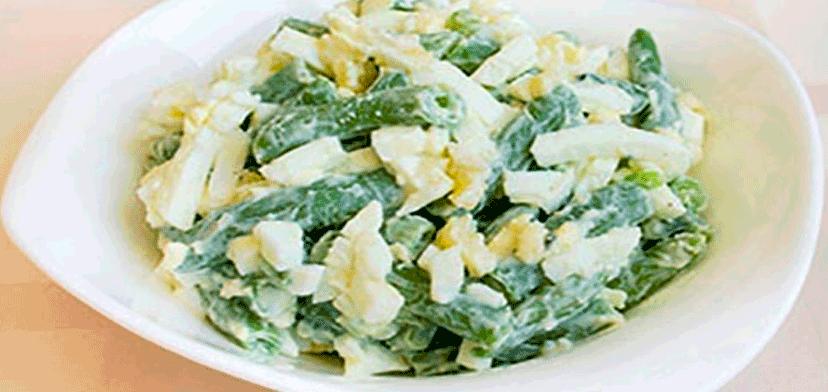 Подборка простых и вкусных салатов