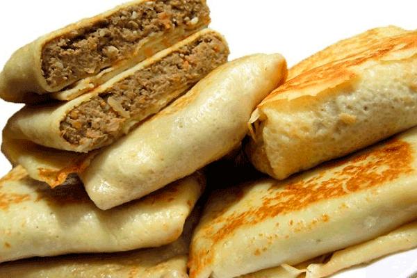 Вкуснейшие блинчики с печенью