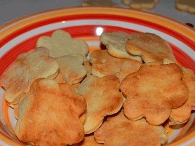 Тесто с майонезом для печенья в духовке