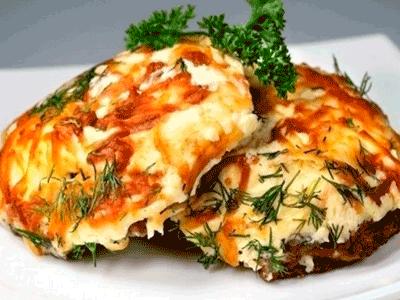 ТОП — 5 рецептов мяса по-французски