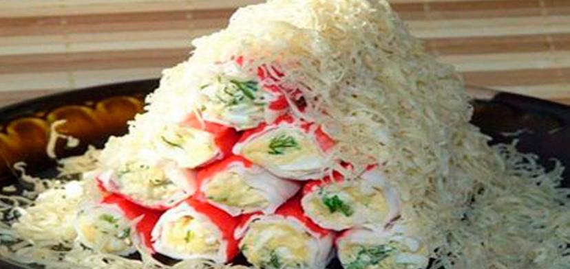 Салат монастырская изба рецепт с фото