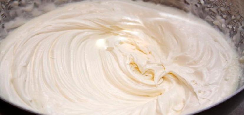 Как сделать крем сметану с сахаром