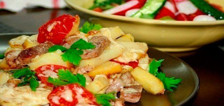 Куриное филе по французски на сковороде