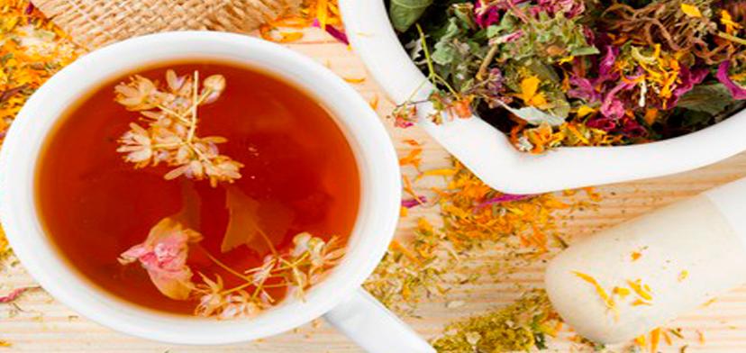 травяные чаи для похудения в домашних