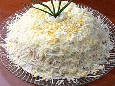 ТОП — 5 праздничных салатов. Вкусно и по-новому