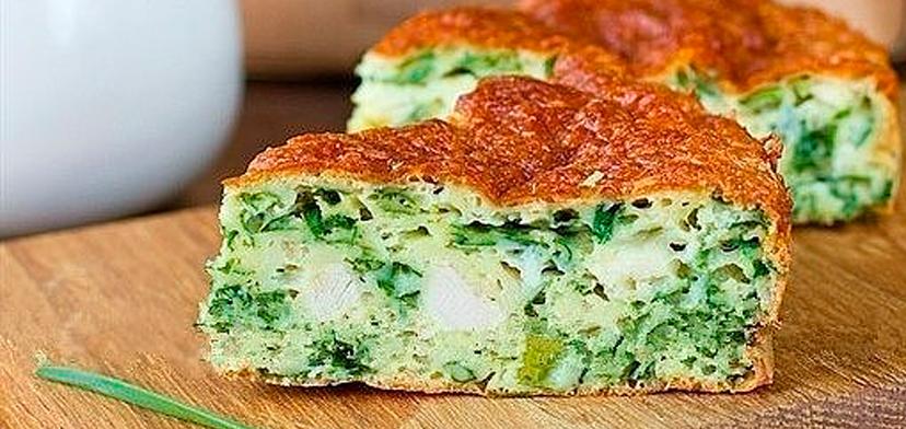 Как сделать пирожки с зелёным луком 410