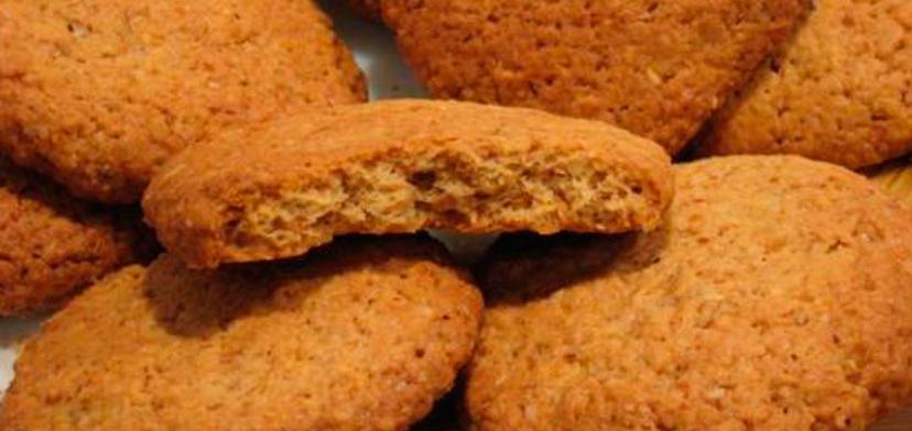 Печенье овсяное из овсяной мукиы