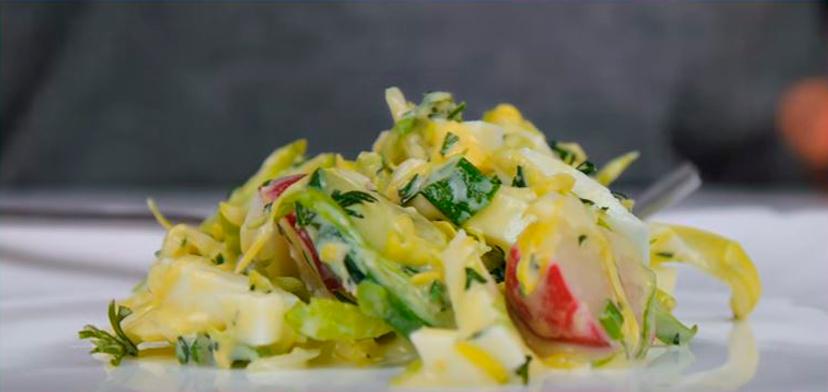 Салат водолей рецепты