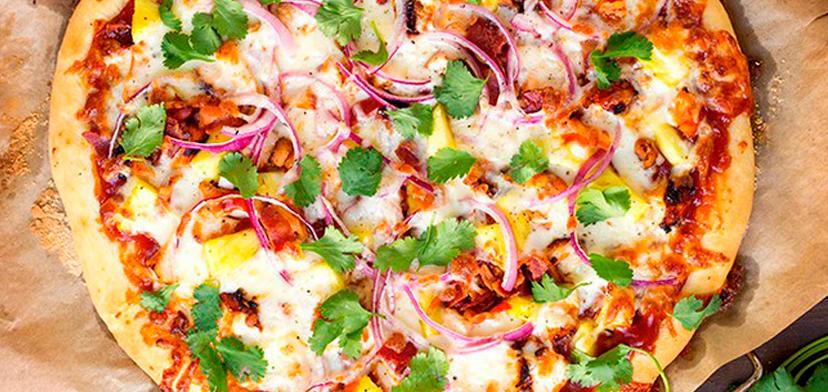 Рецепты пиццы по гавайски в домашних условиях